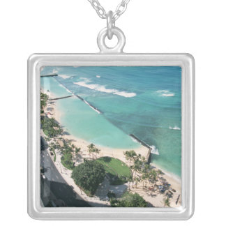 Shore 6 silver plated necklace
