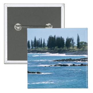 Shore 8 15 cm square badge