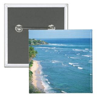 Shore 9 15 cm square badge