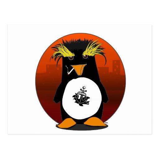 Shore Leave Penguin Post Cards