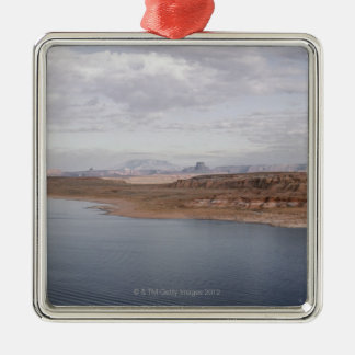 Shore of Lake Powell, Arizona, by Grand Canyon Christmas Ornament