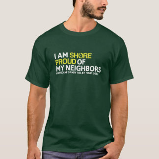 "SHORE PROUD ""Proud of"" tee"
