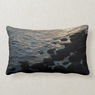 Shore Rocks, Lumbar Pillow