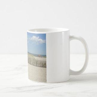 Shore Sea Basic White Mug
