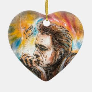 Shoreditch Graffiti Ceramic Heart Decoration