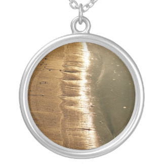 Shoreline2 Round Pendant Necklace