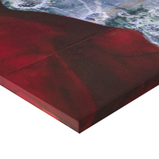 Shoreline 2009 canvas print