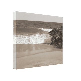 Shoreline Gallery Wrapped Canvas