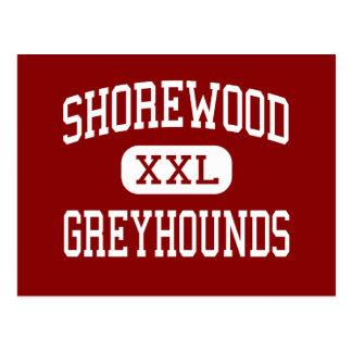 Shorewood - Greyhounds - High - Shorewood Postcard