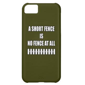 Short Fence iPhone 5C Case
