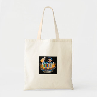 SHORT FILL SODA GAME SERIES CANVAS BAG