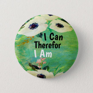 Short Inspirational Quote Button