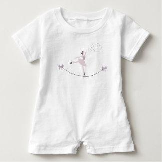 Short overalls baby baby bodysuit