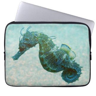 Short-Snouted Seahorse | Crimea, Russia Laptop Sleeve