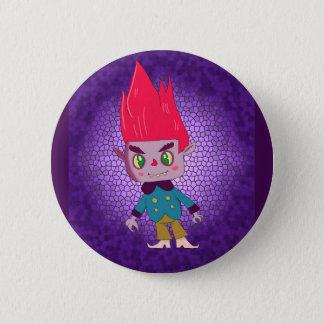 Short stories haunted for children impolite 6 cm round badge