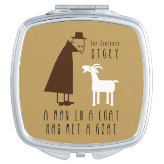 Short Story Mirror For Makeup