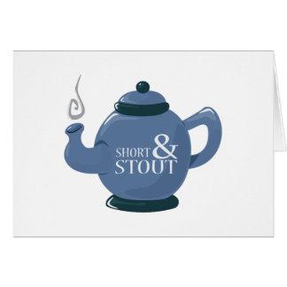 Short & Stout Cards