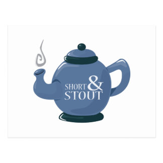 Short & Stout Postcards