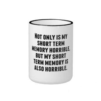 Short Term Memory Mug