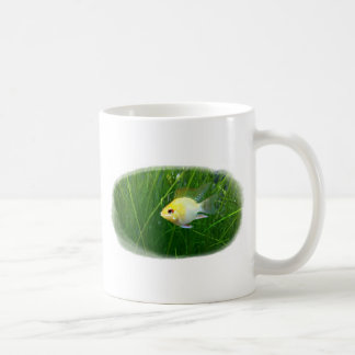 shortbodygoldenram_art1 coffee mug