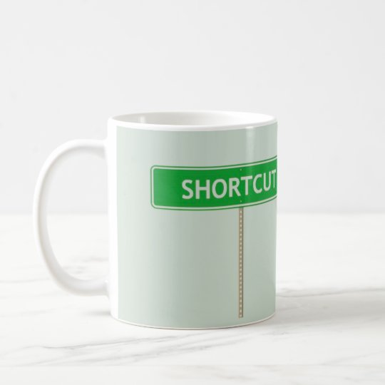 Shortcut to Love mug