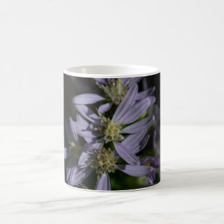 Short's Aster Purple Autumn Wildflower Mug Cup