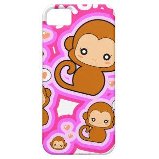 Shorty Monkey iPhone 5 Cases
