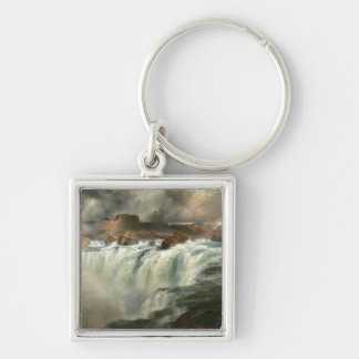 Shoshone Falls on the Snake River - 1900 Key Chains