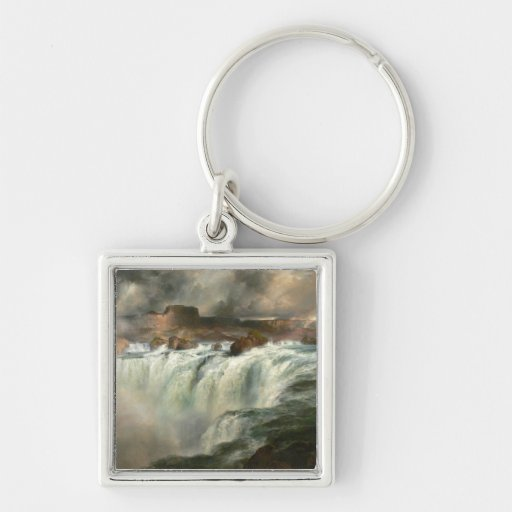 Shoshone Falls on the Snake River - 1900 Key Chains