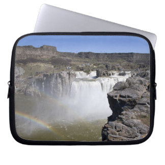 Shoshone Falls on the Snake River in Twin Falls, Laptop Sleeve
