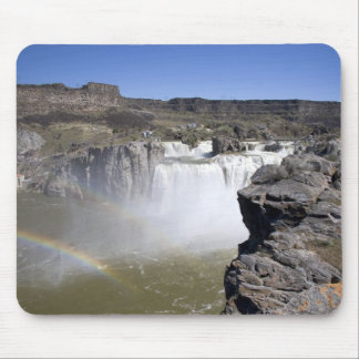 Shoshone Falls on the Snake River in Twin Falls, Mouse Mat