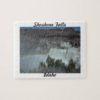 Shoshone Falls Puzzle! Puzzle