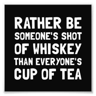 Shot Of Whiskey Photo