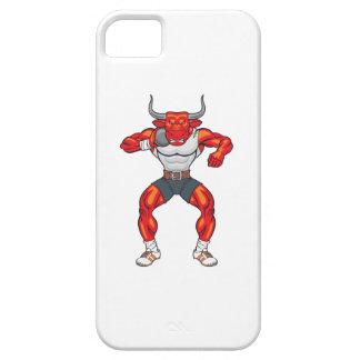 shot put bull 2 iPhone 5 cases