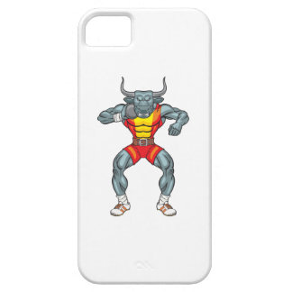shot put bull 3 barely there iPhone 5 case