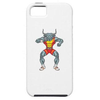 shot put bull 3 iPhone 5 cases