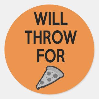 Shot Put Discus Javelin Hammer Throw Stickers Gift