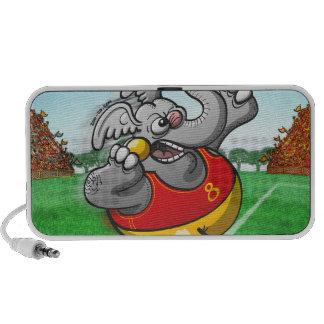 Shot Put Elephant iPhone Speaker