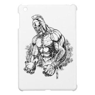 shot put gladiator iPad mini cases