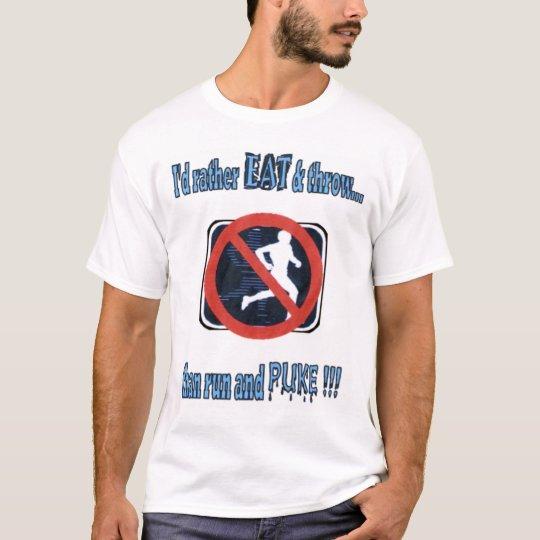Shot-put throwers T-Shirt