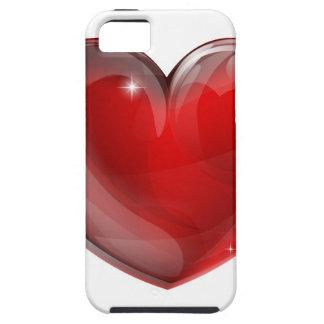 Shot through the heart iPhone 5 case