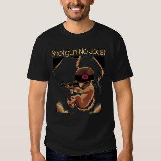 Shotgun No Joust T Shirt