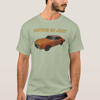 Shotgun No Joust T-Shirt