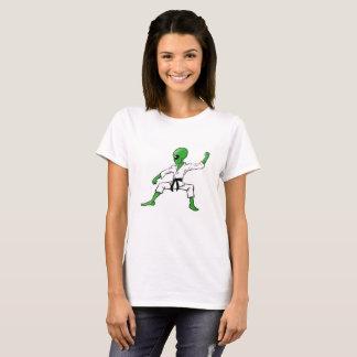 Shotokan Karate Alien T-Shirt