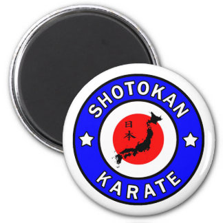 Shotokan Karate Magnet