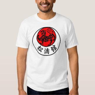 Shotokan Rising Sun Japanese Calligraphy - Karate T-shirt
