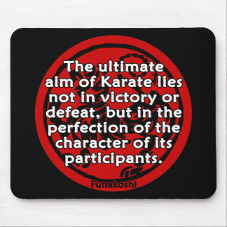 Shotokan - The Ultimate Aim Mouse Mat