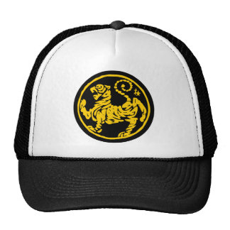 Shotokan Tiger Cap