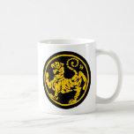 Shotokan Tiger Classic White Coffee Mug
