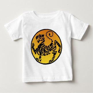 Shotokan Tiger - Gold Baby T-Shirt